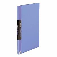 【送料無料・単価1274円・60セット】キングジム クリアーファイル カラーベース A3 (S型) 152C 青(60セット)