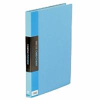 【送料無料・単価1006円・60セット】キングジム クリアーファイル カラーベース W A4S 132CW 空(60セット)
