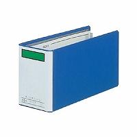 【送料無料・単価987円・80セット】キングジム 統一伝票用ファイル(5×10型) 897-8(80セット)