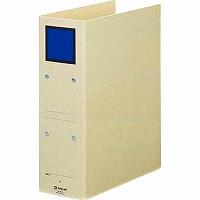 【送料無料・単価489円・90セット】キングジム 保存ファイル A4S 4378 青(90セット)