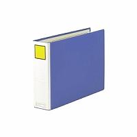 【箱買い商品 / 一箱40セット】キングジム KING JIM キングファイル ニュードッチ B4E 1296EN青 (納期優先の為単品詰合せの場合が御座います)