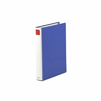 【箱買い商品 / 一箱120セット】キングジム KING JIM キングファイル スーパードッチ A4S 1473青 (納期優先の為単品詰合せの場合が御座います)