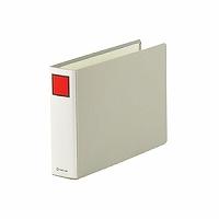 【送料無料・単価671円・60セット】キングジム キングファイルSD A4E グレー 1485クレ(60セット)