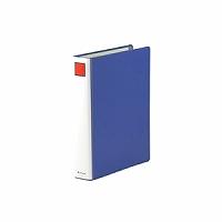 【送料無料・単価569円・80セット】キングジム キングファイル スーパードッチ A4S 1474 青(80セット)