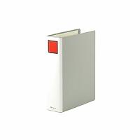 【送料無料・単価627円・90セット】キングジム キングファイル スーパードッチ A4S 1476 グレー(90セット)