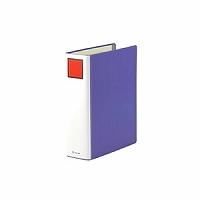 【送料無料・単価627円・90セット】キングジム キングファイル スーパードッチ A4S 1477 青(90セット)