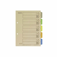 【送料無料・単価560円・100セット】キングジム カラーインデックス 905 B5S(100セット)