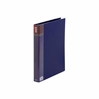 【箱買い商品 / 一箱40セット】キング 名刺ホルダーA4-S 39Wアオ (納期優先の為単品詰合せの場合が御座います)