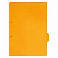 【送料無料・単価313円・200セット】キングジム カラーインデックス5山(単色) オレンジ A4S 907T20オレ(200セット)