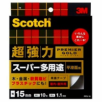 3M スコッチ 超強力両面テープ スーパー多用途 PPS (5セット)