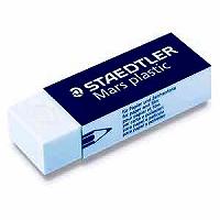 【送料無料・単価105円・600セット】ステッドラー 消しゴム マルスプラスチック製図用 526 50(600セット)