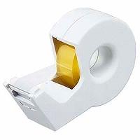 【箱買い商品 / 一箱200セット】KOKUYO(コクヨ)テープカッター カルカット ショウ WH T−SM300W (納期優先の為単品詰合せの場合が御座います)