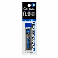 Kokuyo (KOKUYO) campus extra lead PSR-CHB9-1P (we have a case of the assorted one piece of article on delivery date for priority) 【送料無料・単価160円・500セット】【箱買い商品 / 一箱500セット】KOKUYO(コクヨ)キャンパス替芯 PSR-CHB9-1P (納期優先の為単品詰合せの場合が御座います)