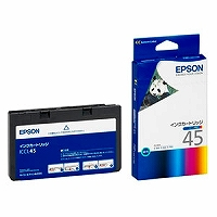 """【箱買い商品 / 一箱50セット】EPSON/インクカートリッジICCL45/"""" (納期優先の為単品詰合せの場合が御座います)"""