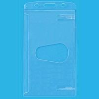 【箱買い商品 / 一箱100セット】オープン 名札用ケースIDカード NB-351 (納期優先の為単品詰合せの場合が御座います)