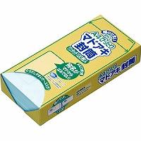 【単価1553円・100セット】オキナ A4ぴったりマドアキ封筒 ブルー WT30BU 100枚入