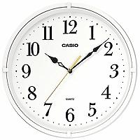 CASIO(カシオ計算機) [スムーズ秒針 掛け 時計] IQ-88-7JF(10セット)