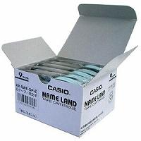 【箱買い商品 / 一箱20セット】カシオ スタンダードテープ XR-9WE-5P-E (納期優先の為単品詰合せの場合が御座います)