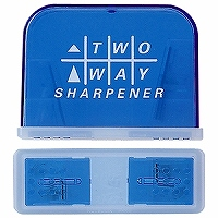 Kutsuwa sharpener RS006BL we have a 買い物 case of the assorted one piece article on 箱買い商品 新品 priority 一箱400セット RS006BL 400セット クツワ 納期優先の為単品詰合せの場合が御座います シャープナー delivery date 単価158円 for 送料無料