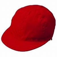 【箱買い商品 / 一箱300セット】クツワ 赤白帽子 KR001 (納期優先の為単品詰合せの場合が御座います)