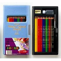 【箱買い商品 / 一箱40セット】サクラ 水彩色鉛筆12色 EPY12 (納期優先の為単品詰合せの場合が御座います)