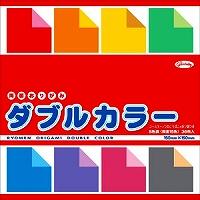 ショウワグリム both sides origami 新作多数 double collar 単価140円 360セット 23-1803 両面折紙ダブルカラー 流行のアイテム 送料無料