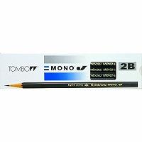 【箱買い商品 / 一箱240セット】トンボ 鉛筆 MONO-J2B (納期優先の為単品詰合せの場合が御座います)