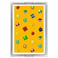 【箱買い商品 / 一箱100セット】任天堂 マリオトランプキャラクターズカン TRP-Z-NMT5 (納期優先の為単品詰合せの場合が御座います)