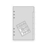 【箱買い商品 / 一箱800セット】レイメイ リフィル フリーインデックス DR357 (納期優先の為単品詰合せの場合が御座います)