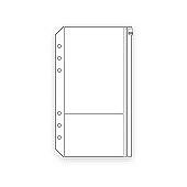 【箱買い商品 / 一箱300セット】レイメイ リフィル ファスナーポケット DR313 (納期優先の為単品詰合せの場合が御座います)