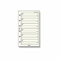 【箱買い商品 / 一箱600セット】レイメイ チェックリフィル DPR211 (納期優先の為単品詰合せの場合が御座います)