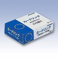 【単価1415円・100セット】日本クリノス カードリング 100本入 No.2 内寸30mm CR-2