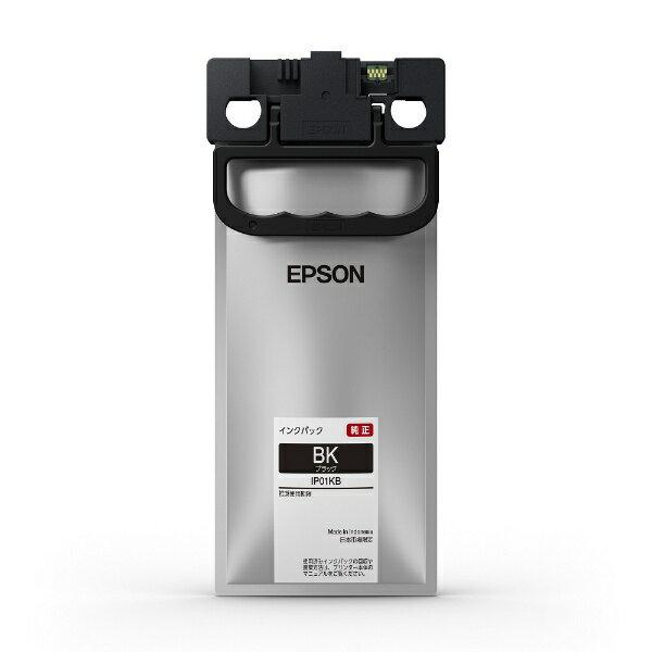 EPSON インクカートリッジ IP01KB 1色