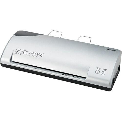 パーソナルラミネータ クイックラミ4 A4 NQL-201A4(1台)