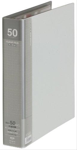 キングジム クリアーファイル (大量ポケット) 差換式 差換式 A4S A4S キングジム 3139-3 ライトグレー(10セット), ユニクラス:c99efcfc --- sunward.msk.ru