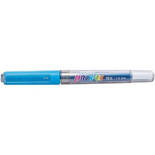 <title>MITSUBISHI PENCIL aqueous felt pen pro pass PUS-155 爆買い新作 sky blue 48 送料無料 単価108円 140セット ミツビシ 三菱鉛筆 UNI 水性サインペン プロパス 空色</title>