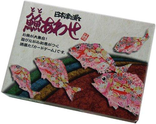 【単価1398円・20セット】奥野かるた カード トトアワセ ニホンツツウラウラ(20セット)