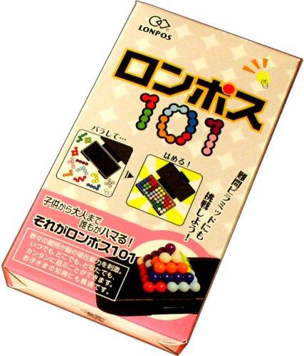 【単価1165円・20セット】原商会 パズル ロンポス101(20セット)