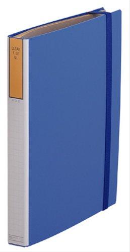 【送料無料・単価5425円・10セット】キングジム クリアーファイル GL A3S 154(10セット)