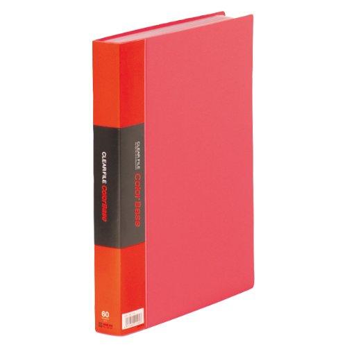 キングジム クリアーファイル 132-3C カラーベース カラーベース T A4S キングジム 132-3C 赤(10セット), HARU online store:00c9e9b8 --- sunward.msk.ru