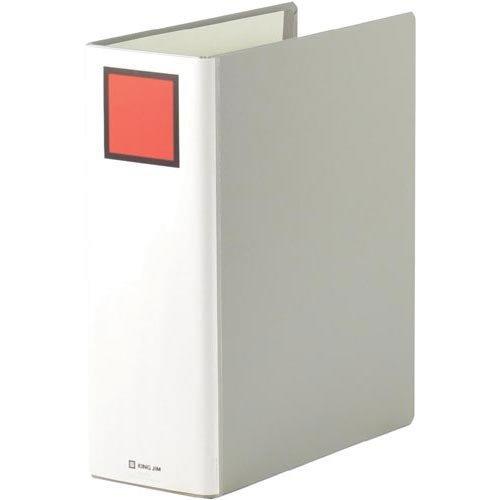 キングジムキングファイルスーパードッチ A4S 予約 日本最大級の品揃え 1479 gray 送料無料 単価729円 スーパードッチ グレー キングジム 30セット キングファイル