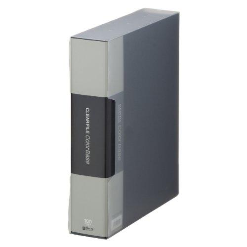 キングジム A4S クリアーファイル カラーベース 132-5C クイント 黒(10セット) A4S 132-5C 黒(10セット), オレンジ園:5aad9021 --- sunward.msk.ru