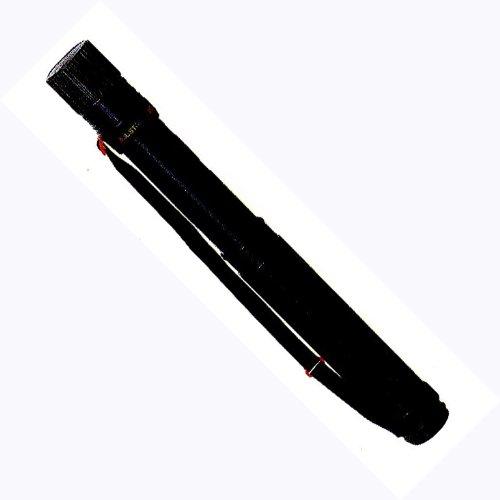 桜井 アジャスタケース ベルトあり ブラック 径90×520~930mm BS90K(5セット)