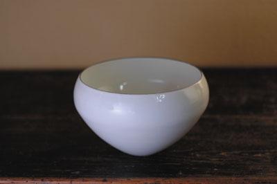 倉敷意匠 ・ほうろう ボウル (鉄鉢型)