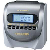ニッポー タイムレコーダー カルコロ100(10セット)