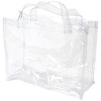 OCSコーポレーション株式会社 透明手提バッグ A4 OCS-3225135 1枚(10セット)