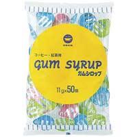 *50个日新制糖部分口香糖糖浆11g
