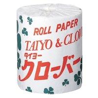 太洋紙業 トイレットペーパー クローバー 100巻(5セット)