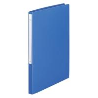 LIHITLAB パンチレスファイル F-369-9 A3S 藍(10セット)