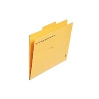 Positive cut folder 3 mountain 送料無料カード決済可能 定番の人気シリーズPOINT(ポイント)入荷 FL-063IF A4 yellow ten A4 カットフォルダー 黄 3山 sets FL-063IF プラス 10セット